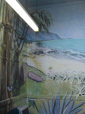 Andy Lloyd S Wall Murals In Longlevens Junior School